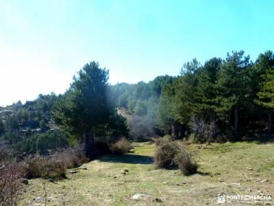 La Camorza-La Pedriza; refugio de gredos montejo de la sierra madrid bujaruelo huesca